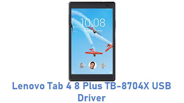 Lenovo Tab 4 8 Plus TB-8704X USB Driver