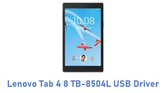 Lenovo Tab 4 8 TB-8504L USB Driver