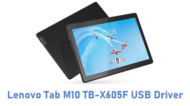 Lenovo Tab M10 TB-X605F USB Driver