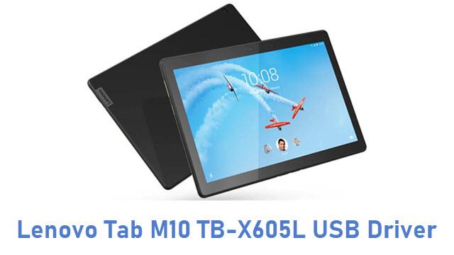 Lenovo Tab M10 TB-X605L USB Driver