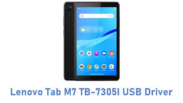 Lenovo Tab M7 TB-7305I USB Driver