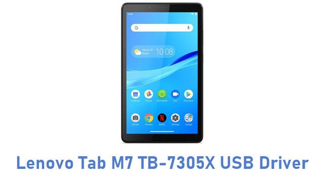 Lenovo Tab M7 TB-7305X USB Driver