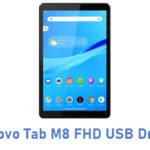 Lenovo Tab M8 FHD USB Driver