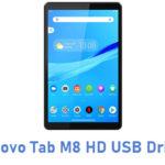 Lenovo Tab M8 HD USB Driver