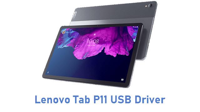 Lenovo Tab P11 USB Driver