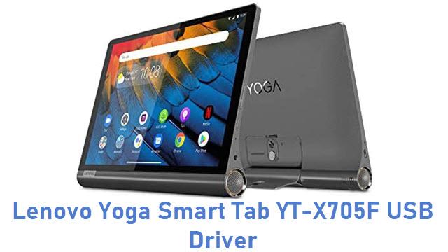 Lenovo Yoga Smart Tab YT-X705F USB Driver
