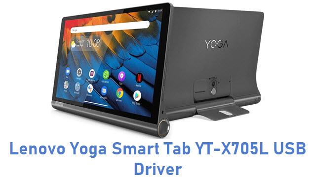 Lenovo Yoga Smart Tab YT-X705L USB Driver