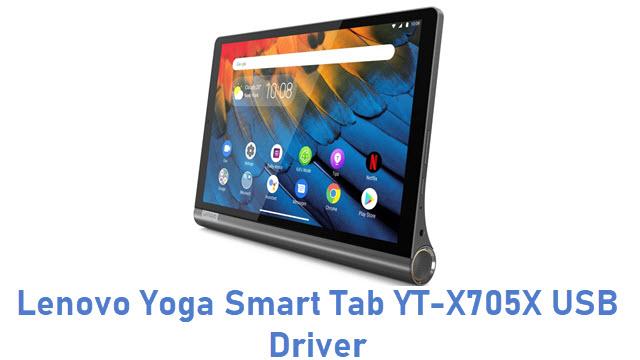 Lenovo Yoga Smart Tab YT-X705X USB Driver