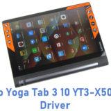 Lenovo Yoga Tab 3 10 YT3-X50F USB Driver