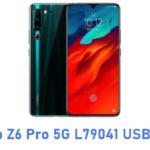 Lenovo Z6 Pro 5G L79041 USB Driver
