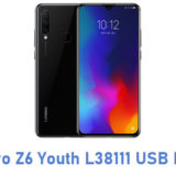 Lenovo Z6 Youth L38111 USB Driver