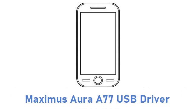 Maximus Aura A77 USB Driver