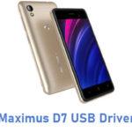 Maximus D7 USB Driver
