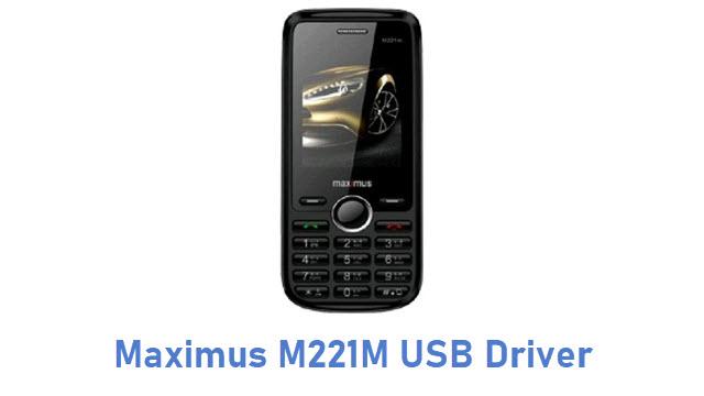 Maximus M221M USB Driver