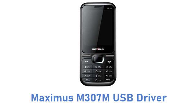 Maximus M307M USB Driver