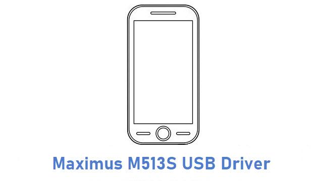 Maximus M513S USB Driver