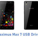 Maximus Max 7 USB Driver