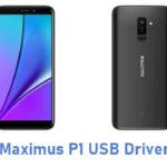 Maximus P1 USB Driver