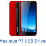 Maximus P3 USB Driver