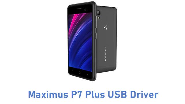Maximus P7 Plus USB Driver