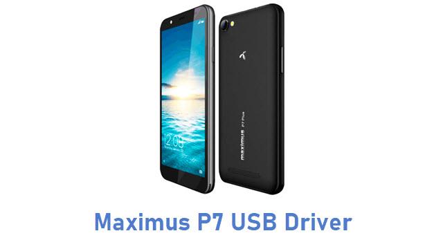 Maximus P7 USB Driver