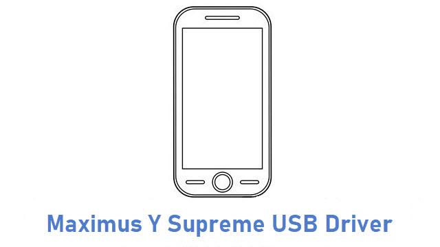 Maximus Y Supreme USB Driver