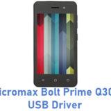 Micromax Bolt Prime Q306 USB Driver