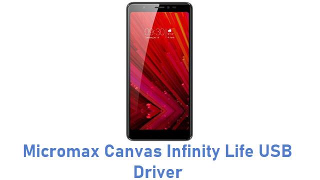 Micromax Canvas Infinity Life USB Driver