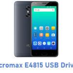 Micromax E4815 USB Driver