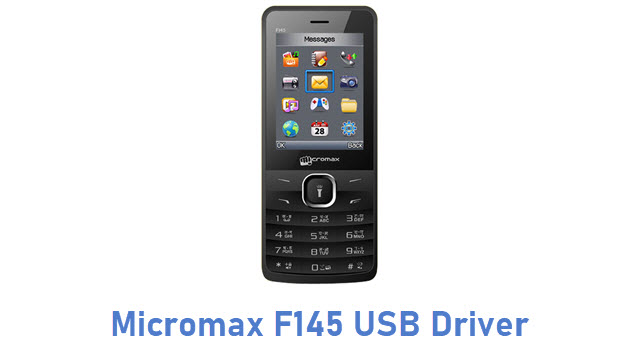 Micromax F145 USB Driver