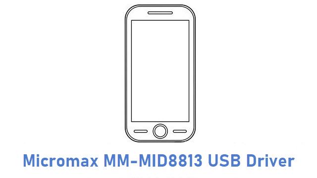 Micromax MM-MID8813 USB Driver