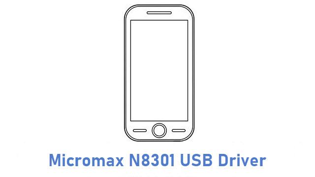 Micromax N8301 USB Driver