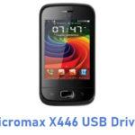 Micromax X446 USB Driver