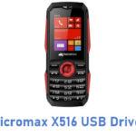 Micromax X516 USB Driver