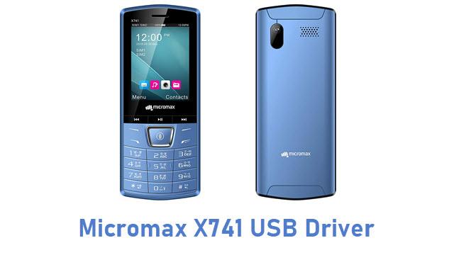 Micromax X741 USB Driver