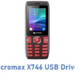 Micromax X746 USB Driver