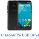 Panasonic P6 USB Driver