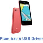 Plum Axe 4 USB Driver