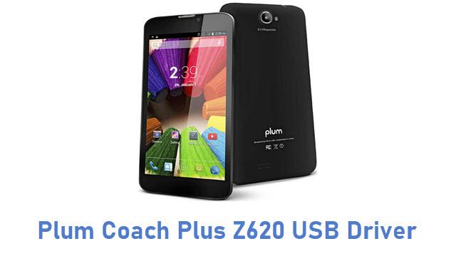 Plum Coach Plus Z620 USB Driver