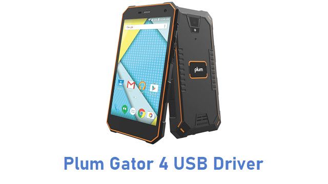 Plum Gator 4 USB Driver