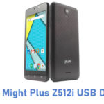 Plum Might Plus Z512i USB Driver