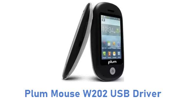 Plum Mouse W202 USB Driver
