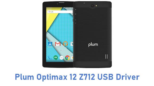 Plum Optimax 12 Z712 USB Driver