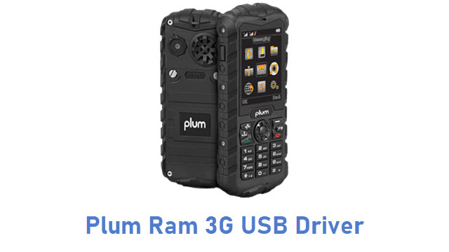 Plum Ram 3G USB Driver