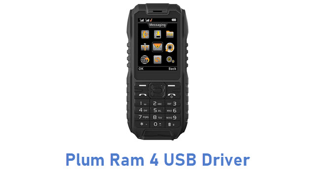 Plum Ram 4 USB Driver