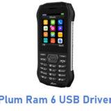 Plum Ram 6 USB Driver