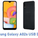 Samsung Galaxy A02s USB Driver