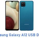 Samsung Galaxy A12 USB Driver