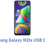 Samsung Galaxy M21s USB Driver