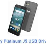 Sky Platinum J5 USB Driver